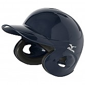 [2HA188] 미즈노 헬멧 (남색) 양귀