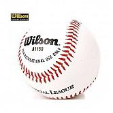 [1150T] 윌슨 캐치볼용 야구공 1타 (12개)