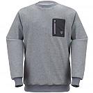 [KT 위즈] 포켓 맨투맨 티셔츠 (회색)