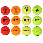 [MLB] 구단 3피스 골프공 (컬러)