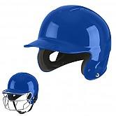 BMC 유소년 안면 보호 헬멧 (청색)