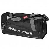 [R601] Rawlings 하이브리드 더플 팀 백팩 (검정)